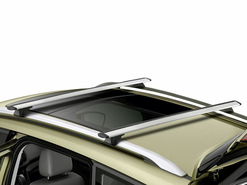 ford kuga roof bars fit to roof rails models from 11 2012 1802375 ebay. Black Bedroom Furniture Sets. Home Design Ideas