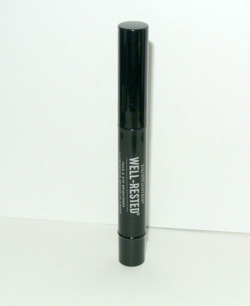 Bare Escentuals Bareminerals Mini Well Rested Face Amp Eye