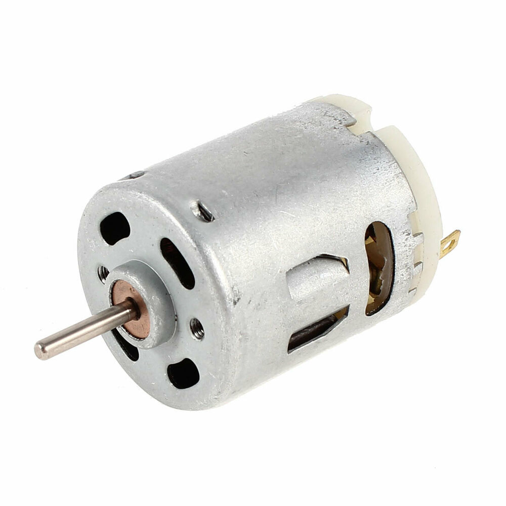 Electric Bicycle Boat Car Dc 12v 50ma 5000rpm High Speed