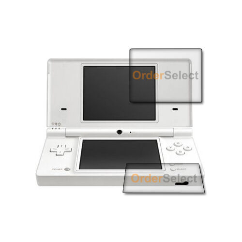 new clear lcd screen shield guard protector for nintendo ds lite ebay. Black Bedroom Furniture Sets. Home Design Ideas