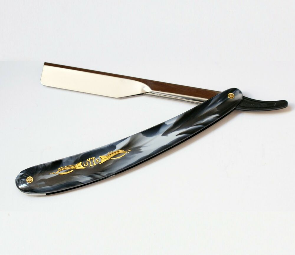 how to use a cut throat razor on yourself