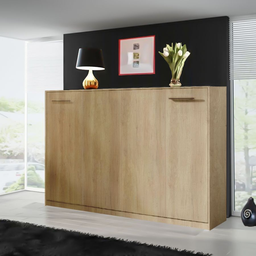 Fold down bed ebay horizontal wall bed space saving murphy bed fold down hidden double single bed amipublicfo Gallery