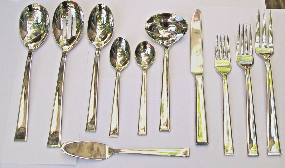 Villeroy Boch Victor Stainless Steel Flatware Choice By The Piece Ebay