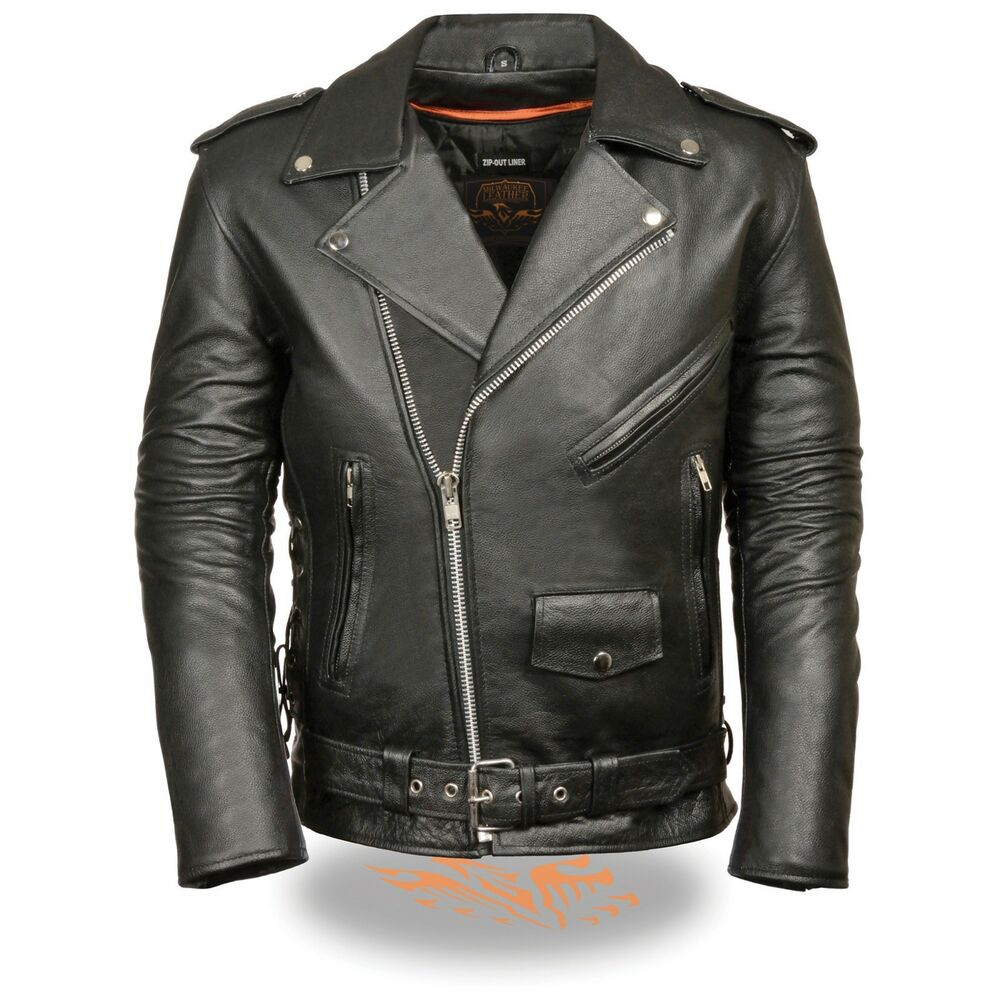 Fashion Men's Winter Slim Fit Leather Biker Punk Motorcycle Coat Jacket Outwear.