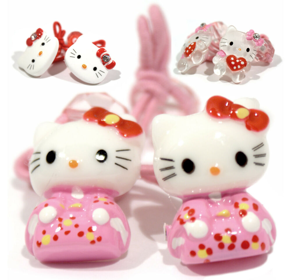 Hello kitty hair styles