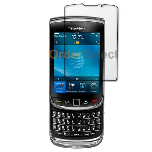 At&t blackberry torch 9810 manual