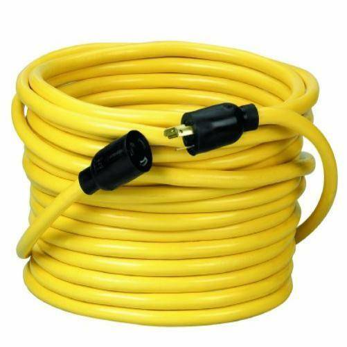 Coleman Cable 12 3 Sjtw Twist To Lock Extension Cord 20