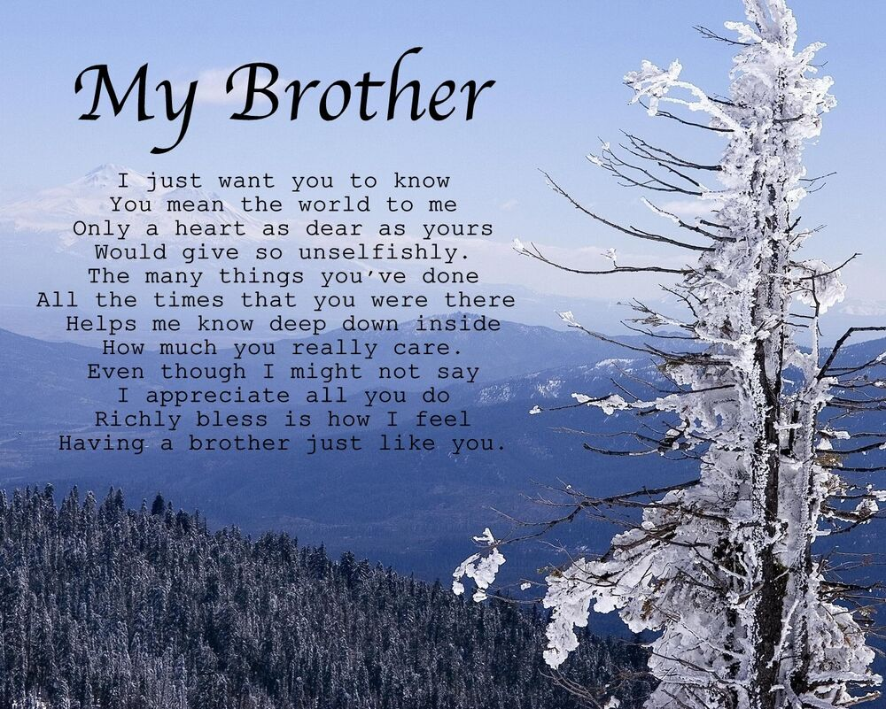 be my brother Find and save ideas about big brother quotes on pinterest | see more ideas about brother sister quotes, sibling quotes brother and brother.