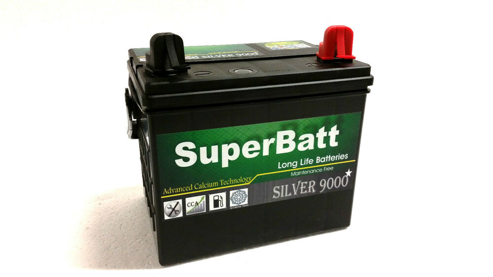 LUCAS REPLACEMENT BATTERY for COUNTAX C Series Garden Tractor 12V 32AH