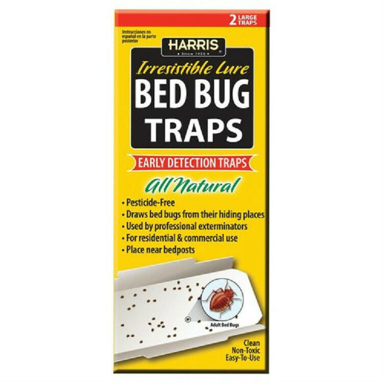 Bed Bug Traps That Work
