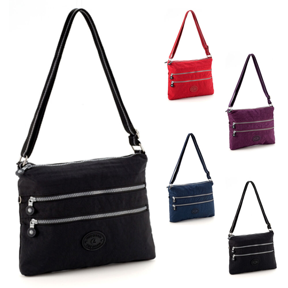 New Women Tote Messenger Cross Body Handbag Ladies Hobo ...
