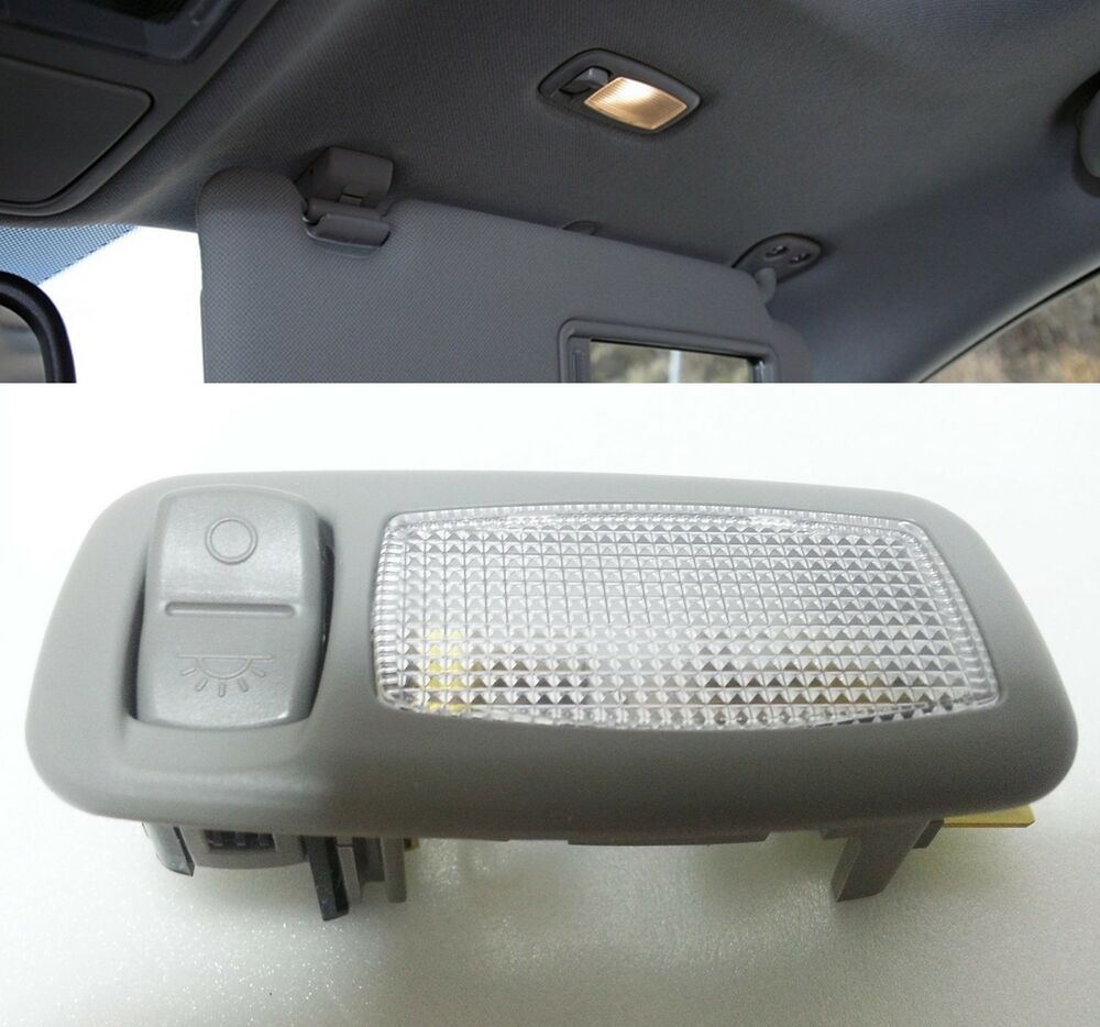 2011 Kia Sorento Accessories: OEM Genuine Roof Interior Sunvisor Vanity Lamp Assy Kia