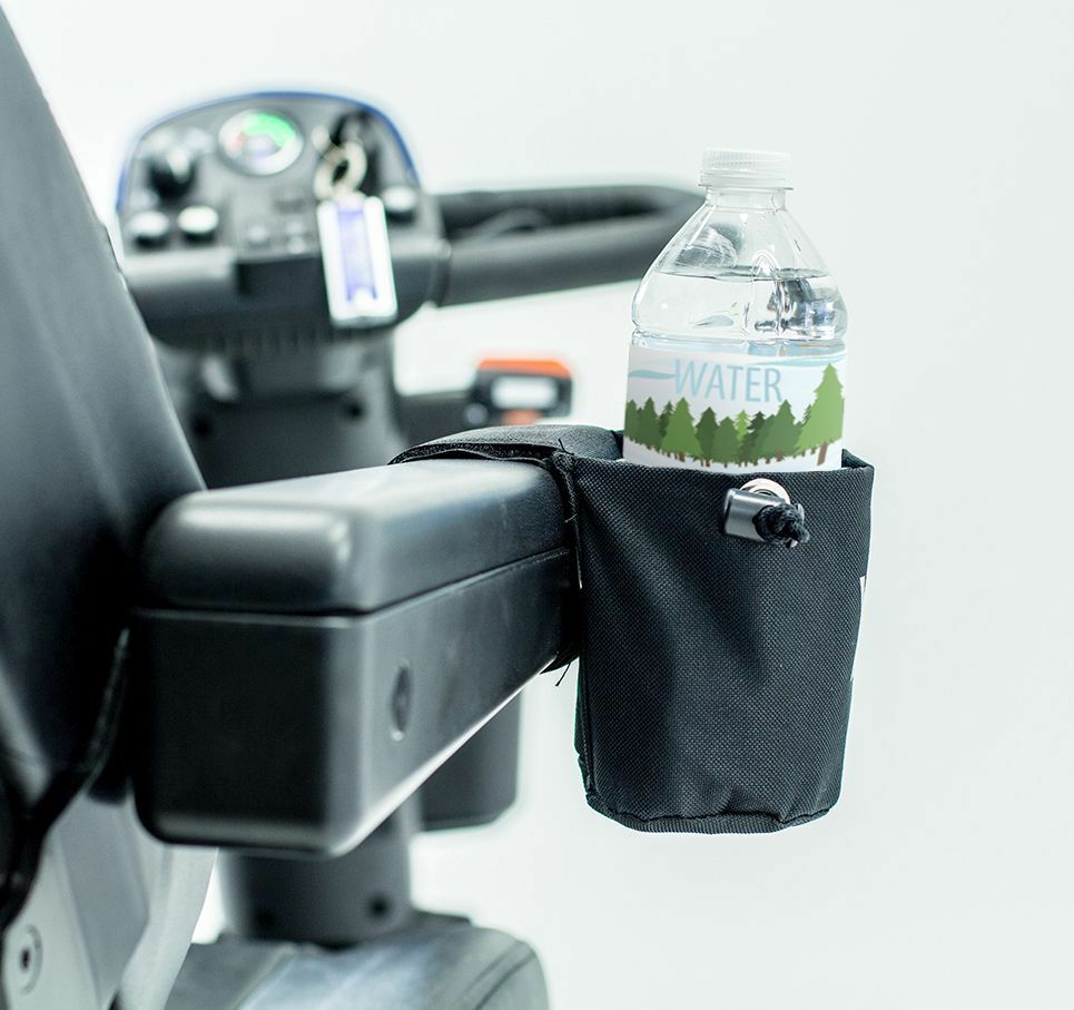 Pride Mobility Scooter >> Scooter Cup Drink Beverage Bottle HOLDER - Challenger Mobility Accessory | eBay
