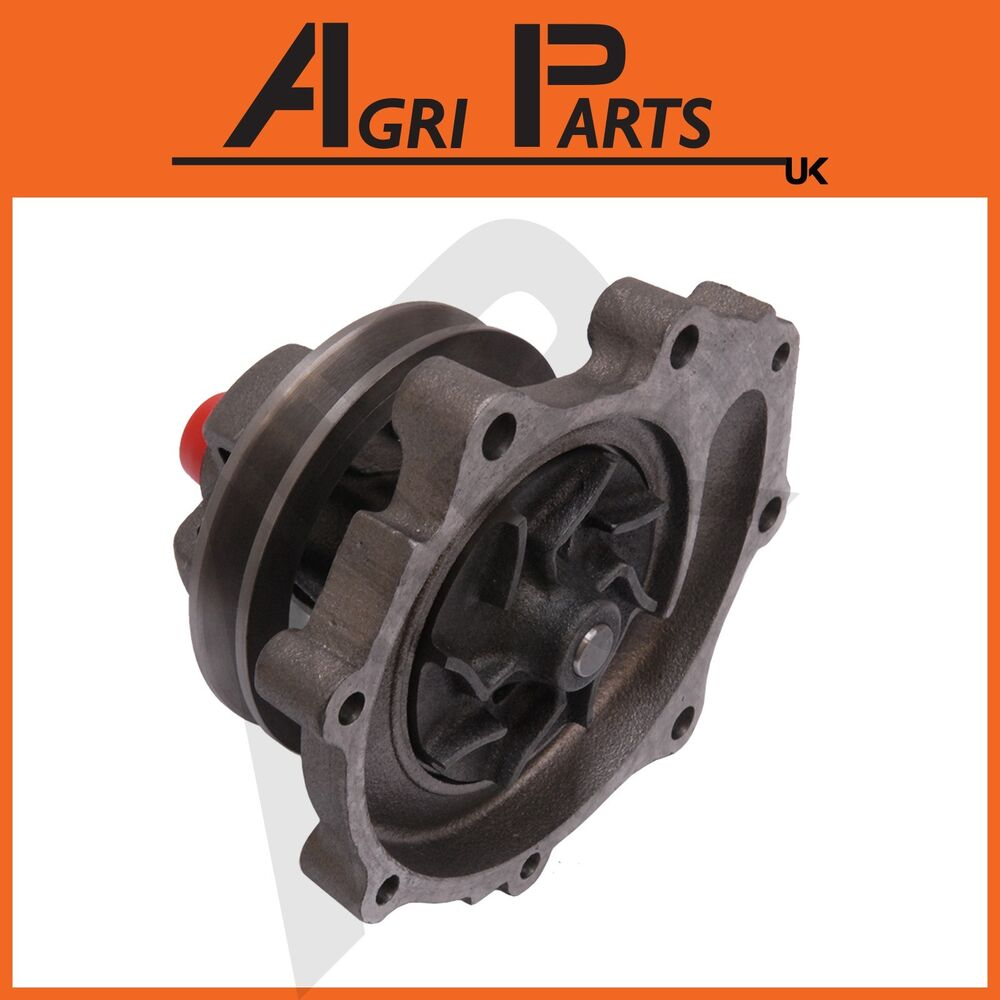 5640 Ford Fuel Pump : Water pump ford new holland