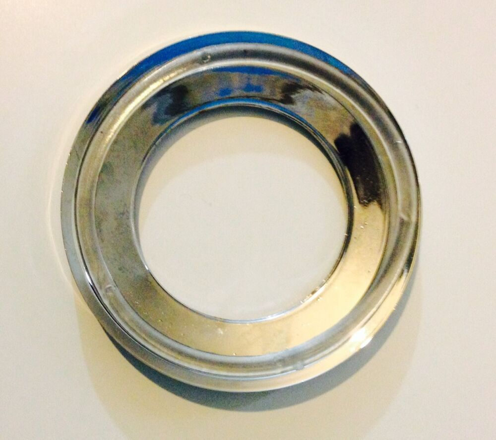 Glass Basin Mounting Ring For Vessel Sink Chrome Mount