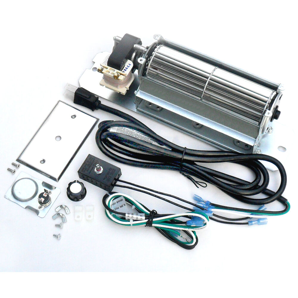 Fireplace Blower Fan Kit Gz550 For Continental Napoleon