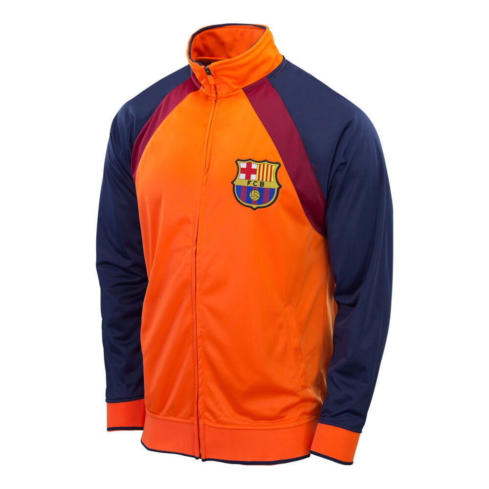 fc barcelona jacket messi 10 soccer authentic official new. Black Bedroom Furniture Sets. Home Design Ideas