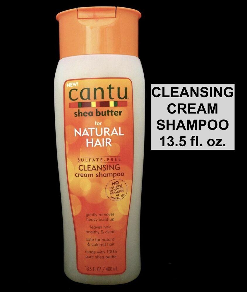 Cleansing Creams For Natural Hair