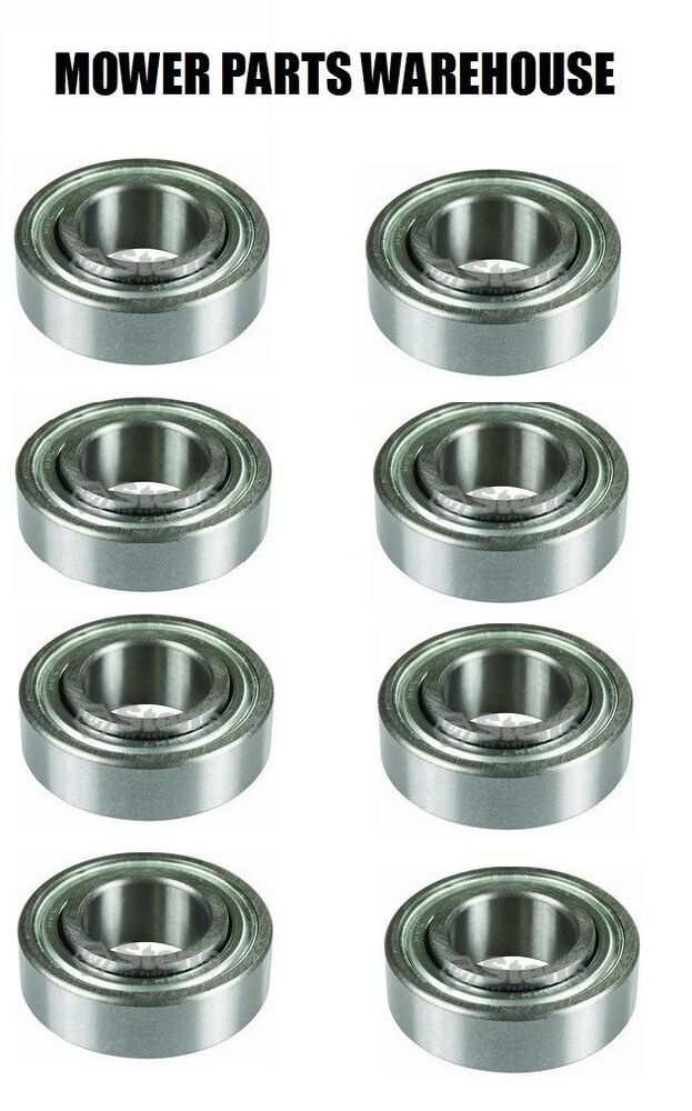 Heavy Duty Hubs And Spindles : Heavy duty blade spindle bearings toro exmark lazer