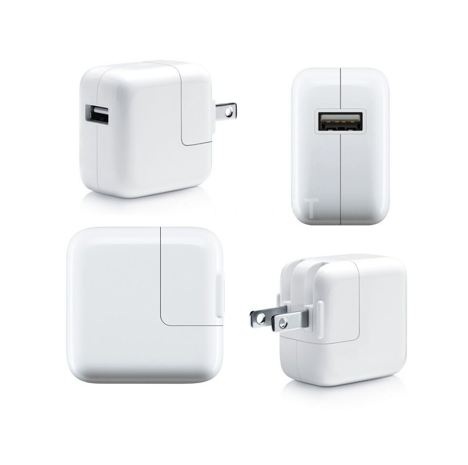 Apple Md836ll A Oem 12w Usb Power Adapter Wall Charger For