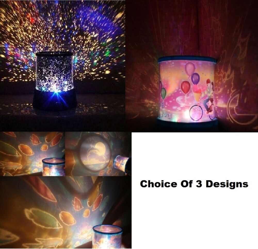 Kids bedroom bedside amazing star night light girls led for Bedroom night light