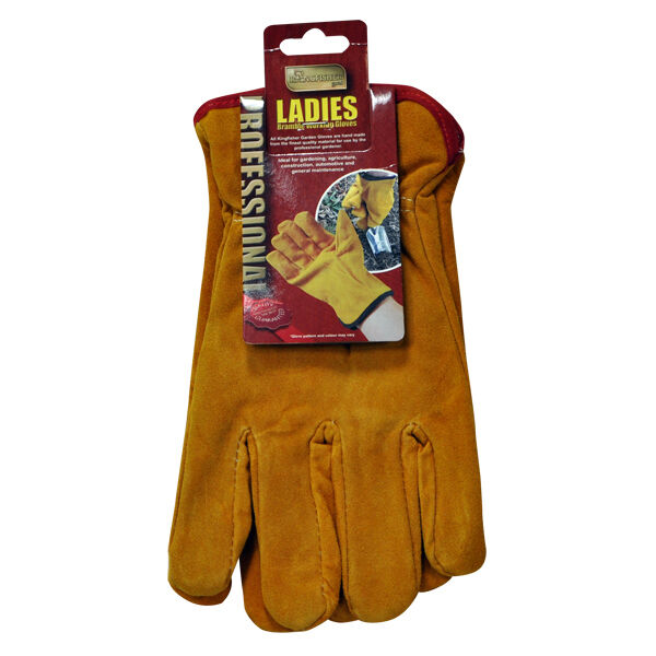 ladies bramble gardening gloves kingfisher pro gold range ebay