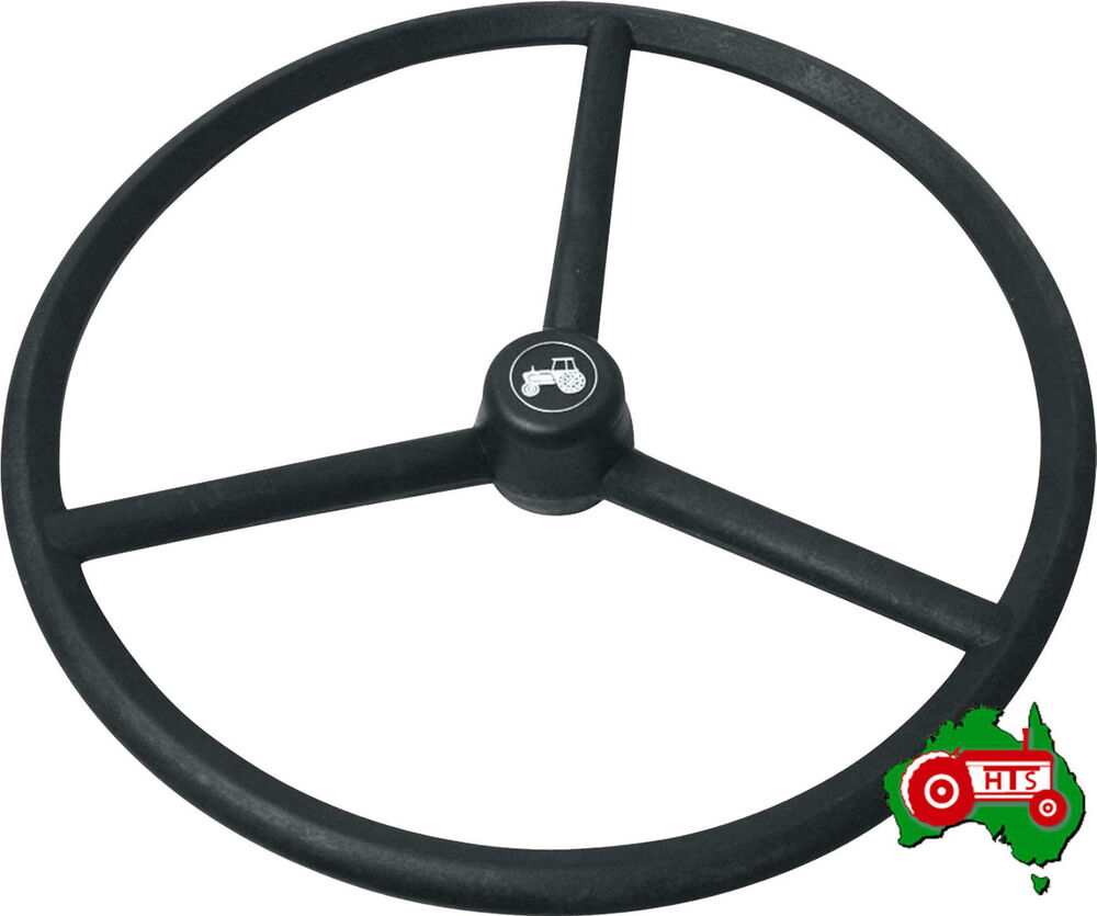 Ford Tractor Steering Parts : Ford tractor steering wheel