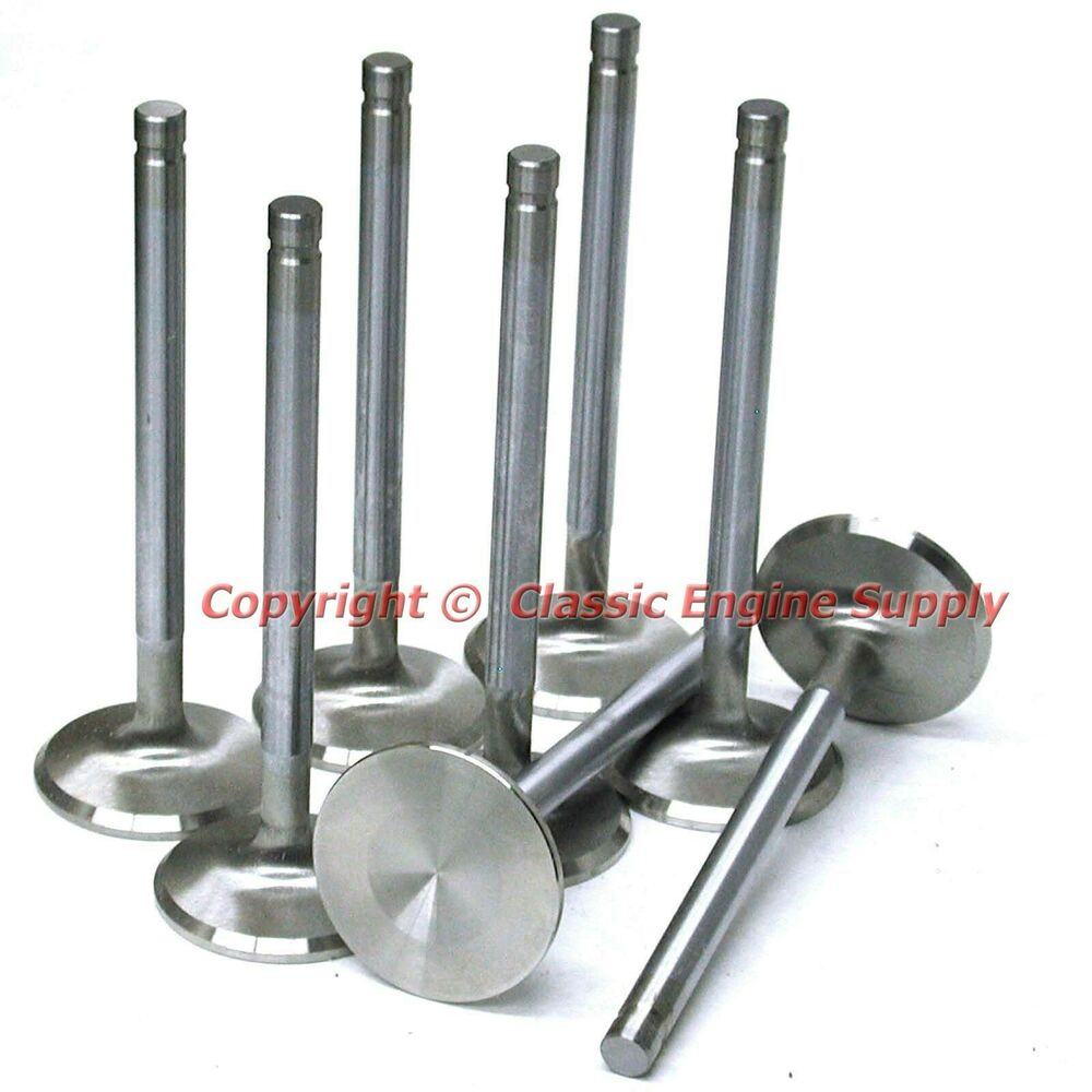 """New Stainless Steel 1.88"""" +.100"""" Long 11/32"""" Stem Exhaust"""