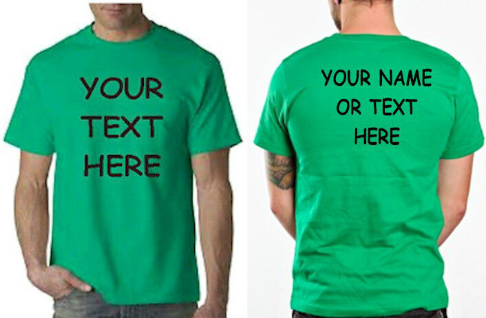 Buy your custom personalized t shirt put your text or for Where to buy custom t shirts