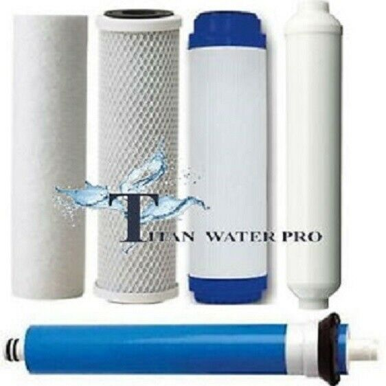 Activated Carbon and Carbon Block Water Filters - Page 2