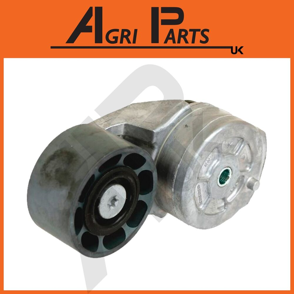 Ford Tractor Belts : Ford new holland fan belt tensioner pulley