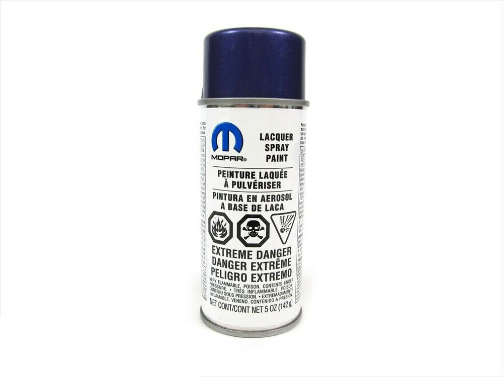Oem Car Paint In Spray Can