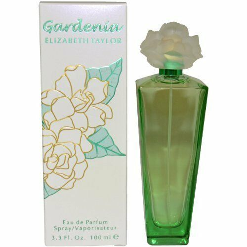 elizabeth taylor gardenia eau de parfum 3 4 oz 3 3 100 ml women perfume ebay. Black Bedroom Furniture Sets. Home Design Ideas