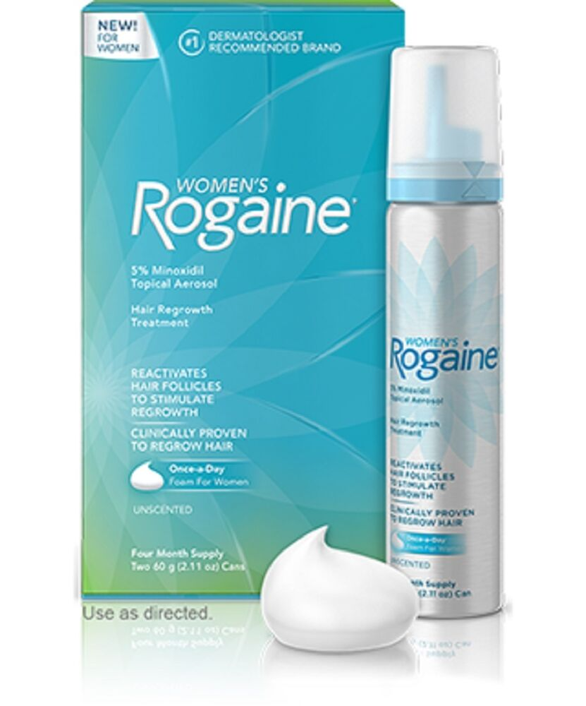 Purchase rogaine foam