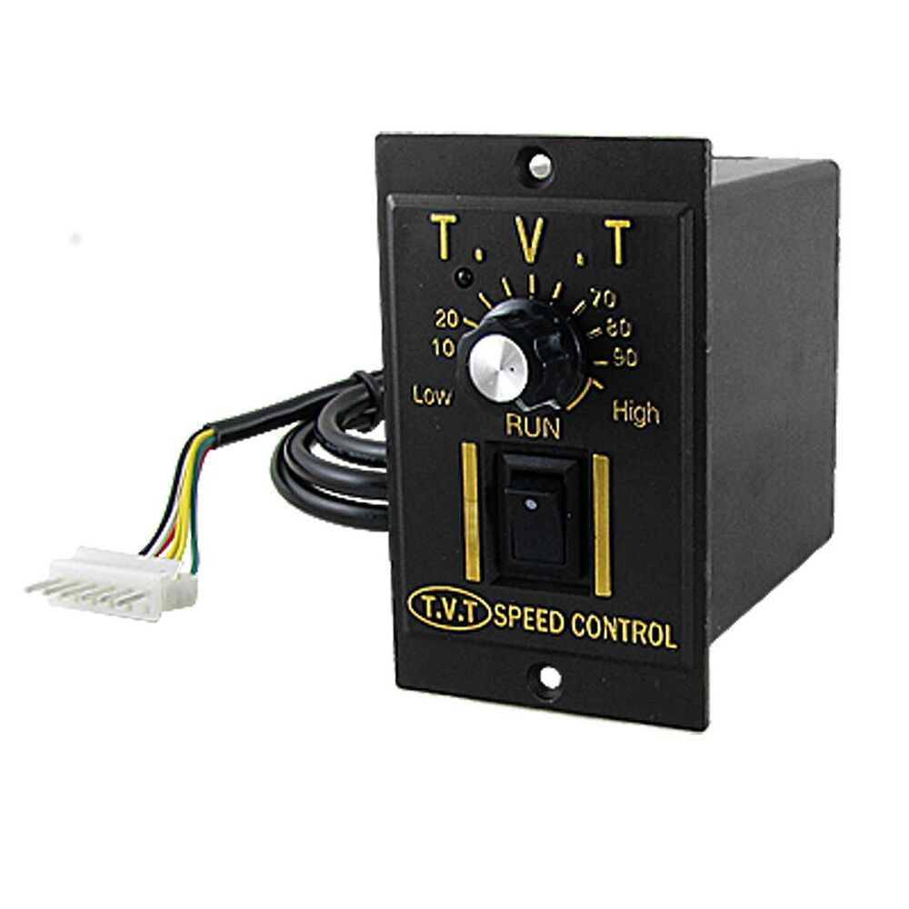 110v ac 120w speed controller unit for motor control for 240v motor speed controller