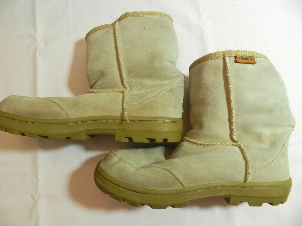 Emu Boots Size  Womens Shoes