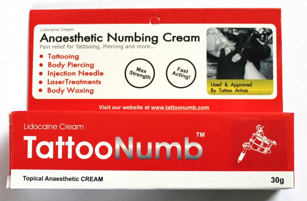 tattoo numbing cream  30g tattoo numb numbing cream body
