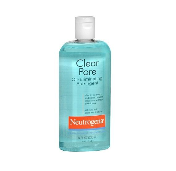 Neutrogena® Clear Pore Oil-Eliminating Astringent - 8 oz (236 ml) | eBay
