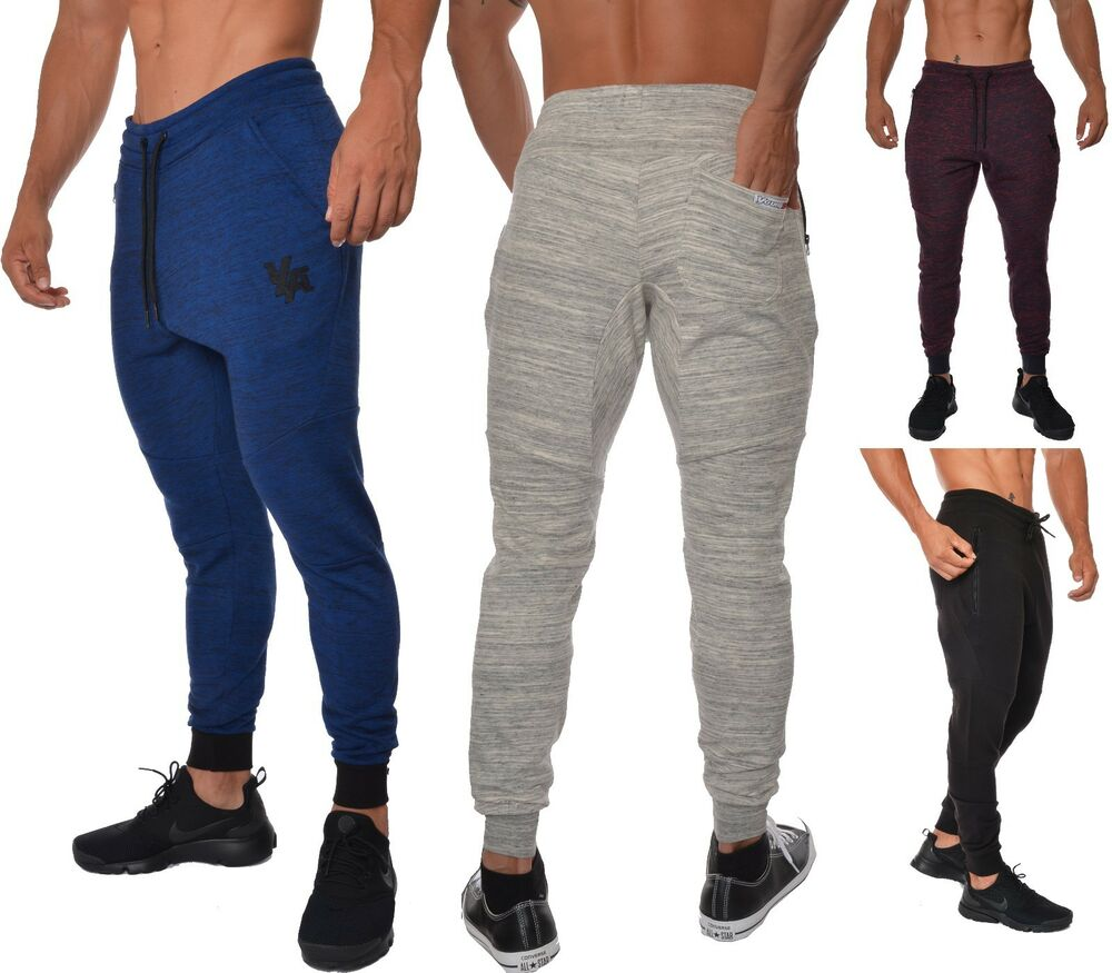 The best workout pants fit you in a flattering, but functional way. If you have a bit of a muffin top, look for pants with thick elastic banding at the waist to hold in your tummy. Pear shapes should avoid pant designs with wide stripes down the thighs -- these only make you look wider -- but boy-shaped gals may prefer a little color at the.