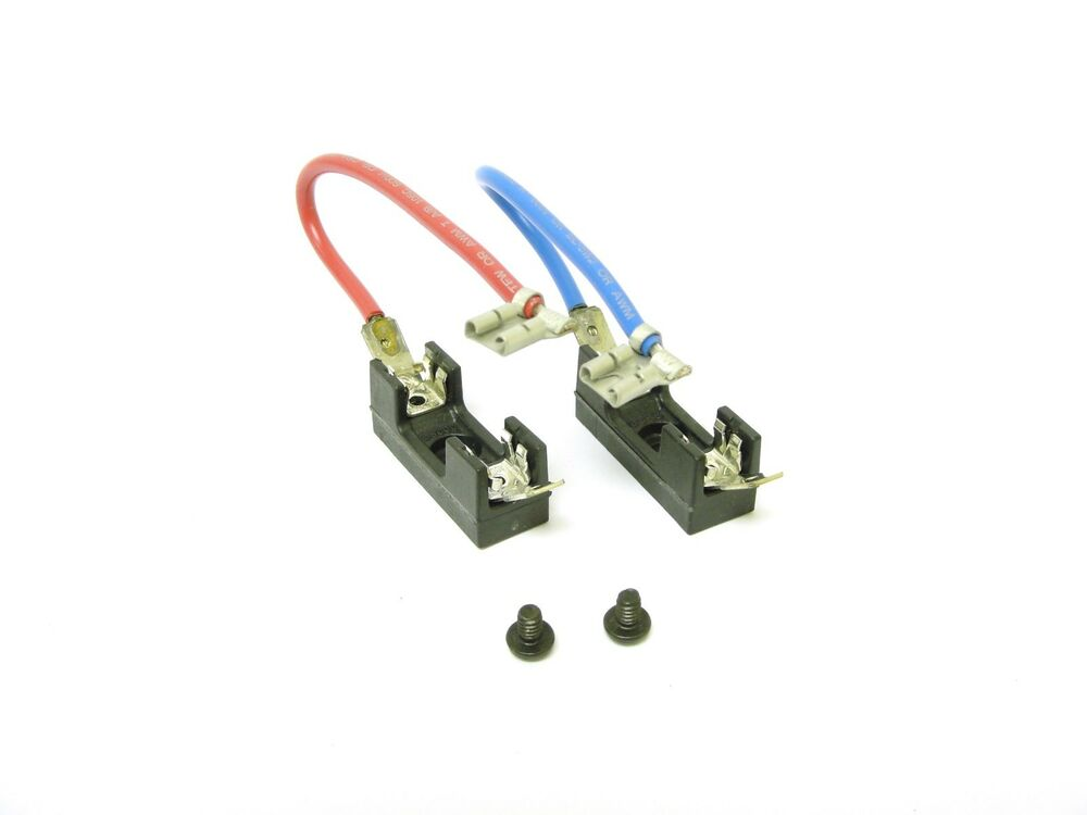 Kb electronics kb 9849 ac line and motor armature fuse kit for Grayson armature small motor