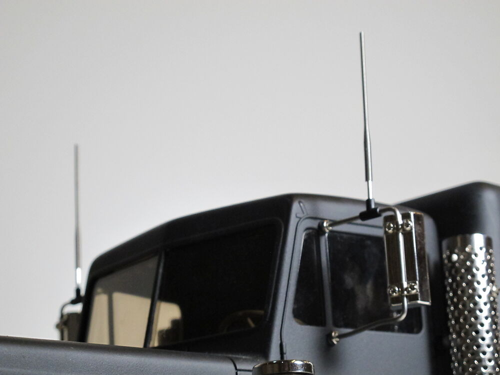 S L on Tractor Radio Antennas