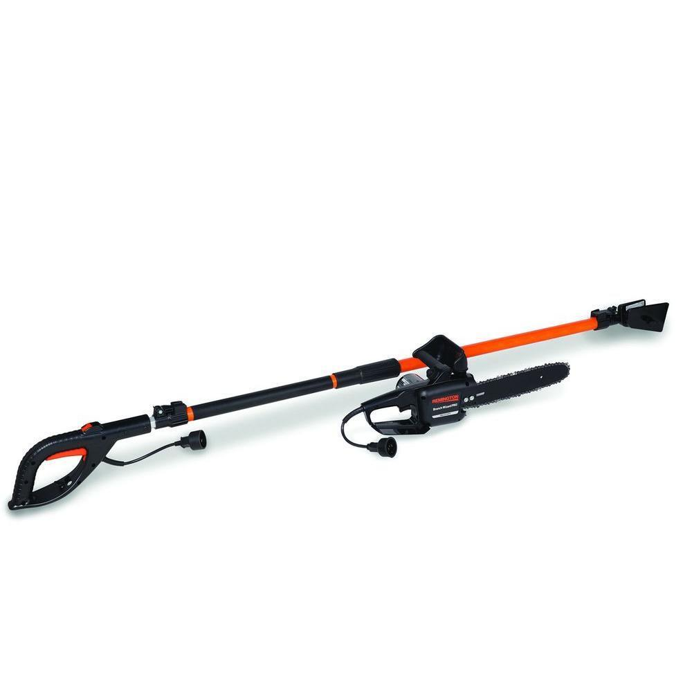 2in1 Electric Pole Saw 10in Chainsaw Tree Branch Cutter