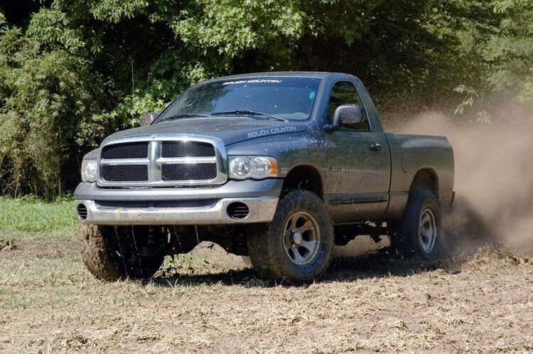 2002 2005 dodge ram 1500 2wd pickup 6 suspension lift kit ebay. Cars Review. Best American Auto & Cars Review