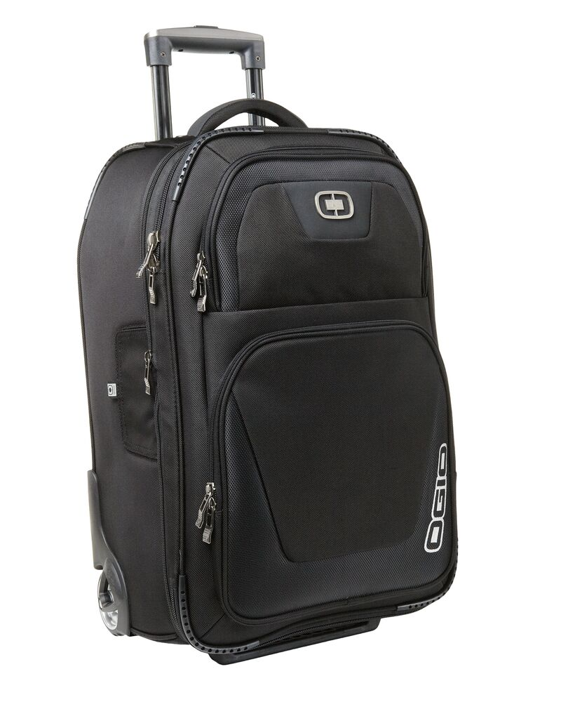 Ogio Kickstart Expandable 22 Quot Black Travel Carry On