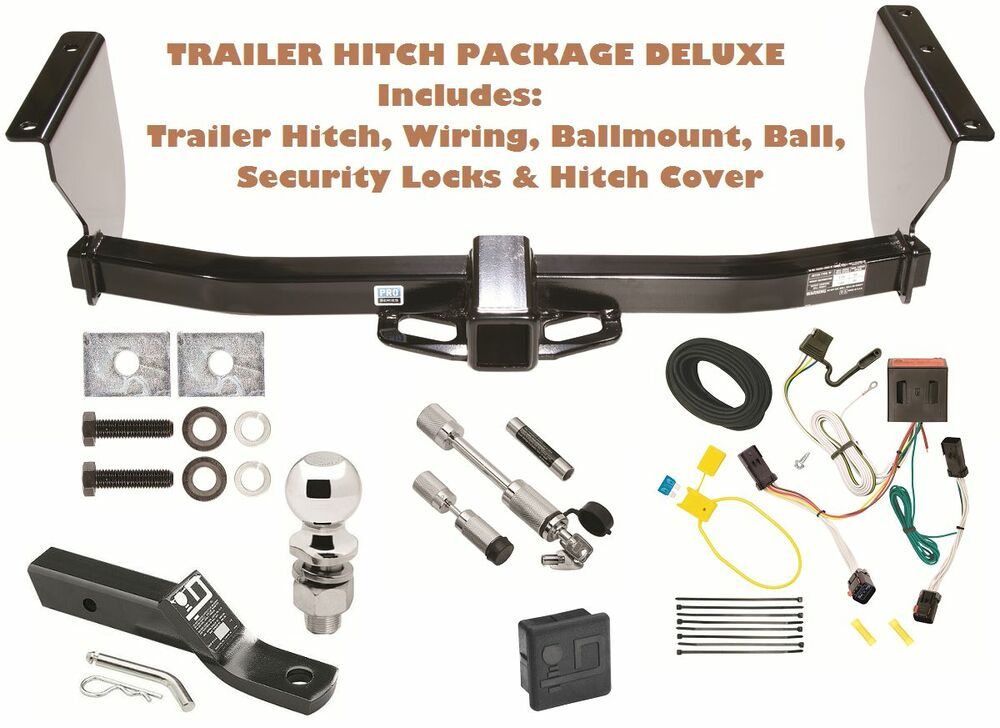 99 04 jeep grand cherokee tow hitch pkg deluxe w wiring hitch locks cover ebay. Black Bedroom Furniture Sets. Home Design Ideas