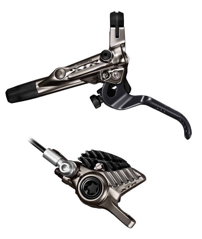 SHIMANO XTR TRAIL BL-M9020 LEFT LEVER AND BR-M9020 REAR ...