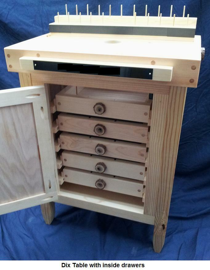Portable fly tying table benches desks trout bass fly for Table exit fly