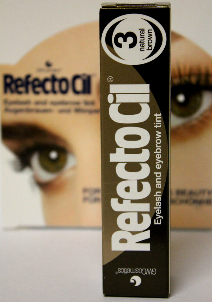The Best Price Original Refectocil Natural Brown No3 Eyelash