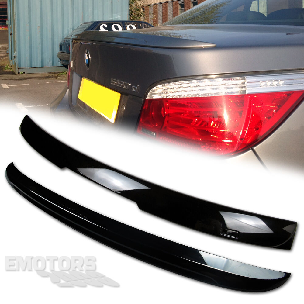 PAINTED BMW E60 5 SERIES 4DR A ROOF & M5 TRUNK BOOT