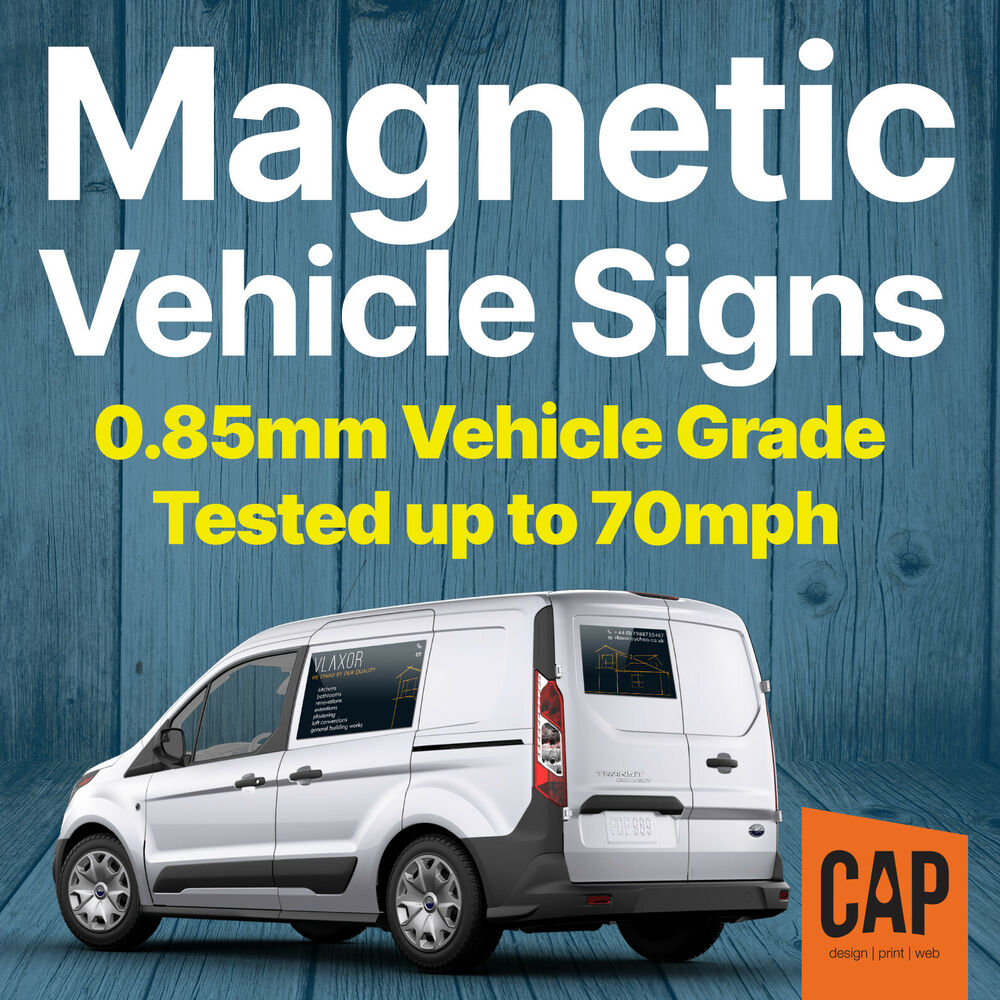 magnetic car signs are - photo #42